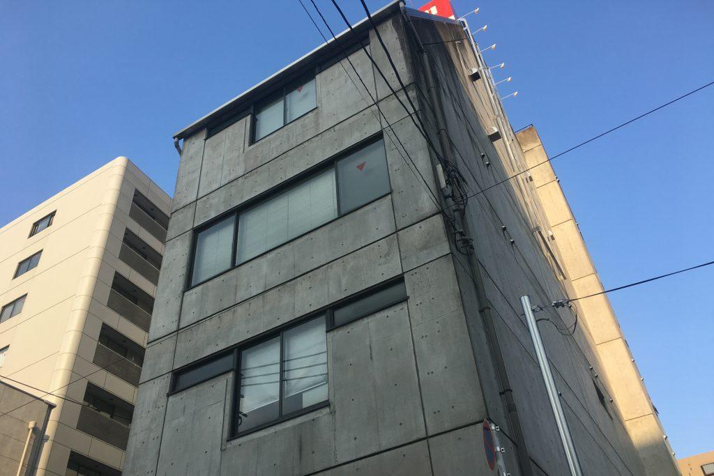 カワイ事務機大阪支社ビル