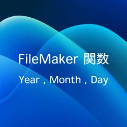 Year,Month,Day について