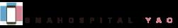 スマホスピタル八尾のヘッダ画像(店舗名およびロゴマーク)